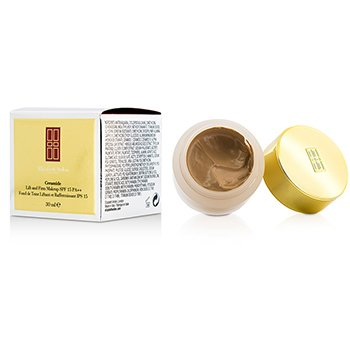 Elizabeth Arden Base Ceramide Lift & Firm Makeup SPF 15 - # 07 Cameo  30ml/1oz