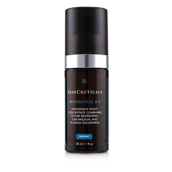 Skin Ceuticals Resveratrol B E Antioxidant Night Concentrate  30ml/1oz