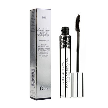 Christian Dior Diorshow Iconic Overcurl M�scara A Prueba de Agua - # 091 Over Black  10ml/0.33oz