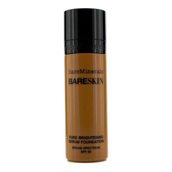 BareMinerals Rozjasňující make-up a sérum BareSkin Pure Brightening Serum Foundation SPF 20 - # 16 Bare Almond  30ml/1oz