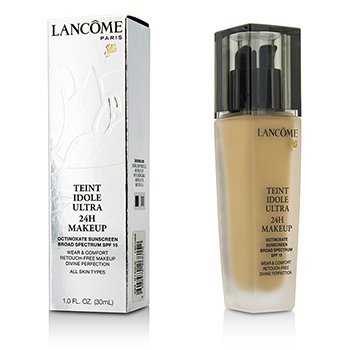 Lancome Teint Idole Ultra 24H Wear & Comfort Fdn SPF 15 - # 260 Bisque N (US Version)  30ml/1oz