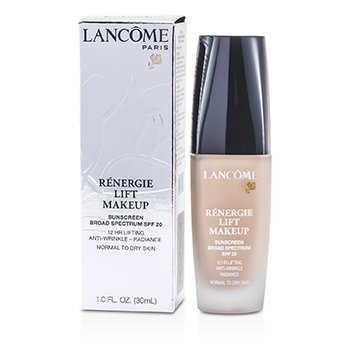 Lancome Renergie Maquillaje Reafirmante SPF 20 - # Lifting Porcelaine 40C (Versión US)  30ml/1oz