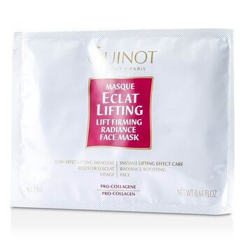 Guinot Lift Firming Radiance Face Mask  4x19ml/0.64oz