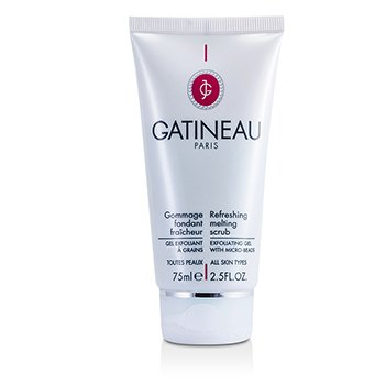 Gatineau Osvěžující peeling Refreshing Melting Scrub  75ml/2.5oz