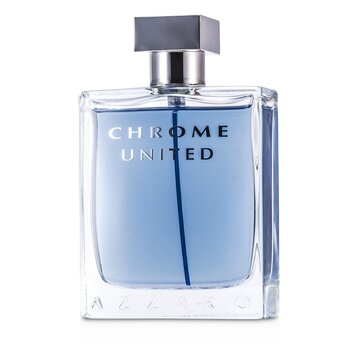 Loris Azzaro Chrome United Eau De Toilette Spray  100ml/3.4oz