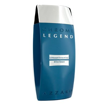 Azzaro Chrome Legend Champú Para Todo (Sin Caja)  200ml/6.8oz
