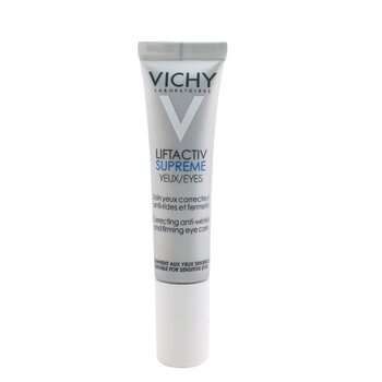 Vichy LiftActiv Eyes Global Anti-Wrinkle & Firming Care - טיפול עיניים ממצק נגד קמטים  15ml/0.5oz