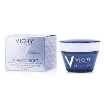 Vichy LiftActiv Night Global Anti-Wrinkle & Firming Care  50ml/1.69oz