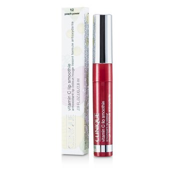 Clinique Crema de Labios de Vitamina C (Nuevo Empaque) - #12 Peach Powder  2.8ml/0.09oz
