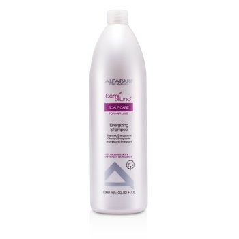 AlfaParf Semi Di Lino Scalp Care Energizing Shampoo (For Hair Loss)  1000ml/33.82oz