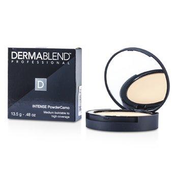 Dermablend Intense Powder Camo Compact Foundation (Medium Buildable to High Coverage) - # Suntan  13.5g/0.48oz