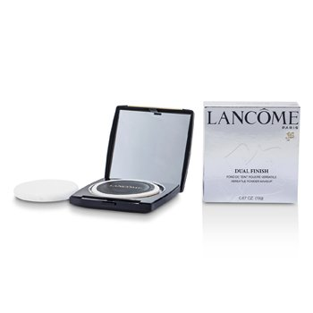 Lancome Dual Finish Versatile Powder Makeup - # Matte Sand III (US Version)  19g/0.67oz