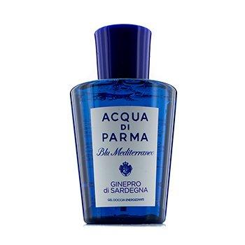 Acqua Di Parma Blu Mediterraneo Ginepro Di Sardegna Gel de Duș Energizant  200ml/6.7oz
