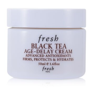 Fresh Black Tea Age-Delay krém  50ml/1.6oz