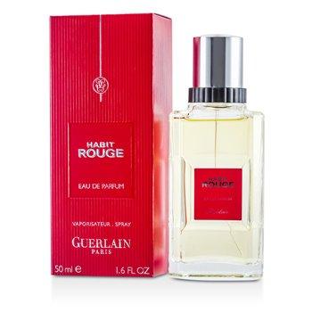 Guerlain Habit Rouge Eau De Parfum Spray  50ml/1.6oz