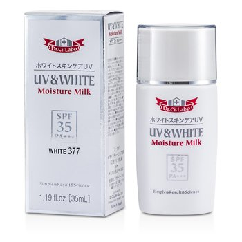 Dr. Ci:Labo UV & White Lapte Hidratant SPF 35 PA+++  35ml/1.19oz