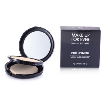 Make Up For Ever Pro Finish Multi Use Powder Foundation - # 165 Pink Camel  10g/0.35oz