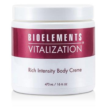 Bioelements Vitalization Crema Corporal Intensidad Rica (Tamaño Salón)  473ml/16oz