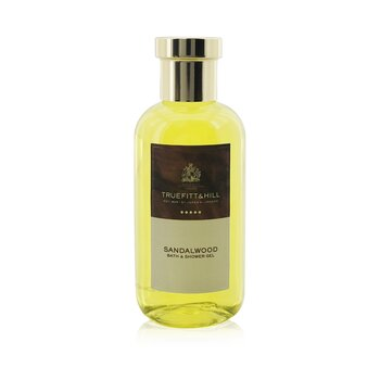 Truefitt & Hill Sandalwood Gel de Baño & Ducha  200ml/6.7oz