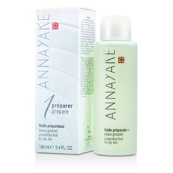 Annayake Preparative Fluid For Oily Skin  100ml/3.4oz