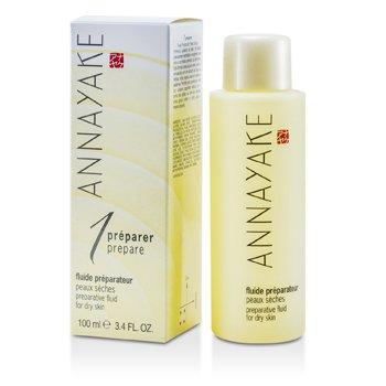 Annayake Preparative Fluid For Dry Skin  100ml/3.4oz