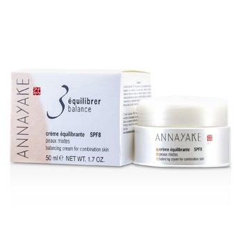 Annayake Balancing Cream SPF 8 For Combination Skin  50ml/1.7oz