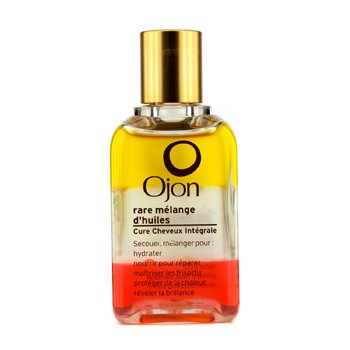 Ojon Rare Blend Oil Total Terapia de Cabello (Para Cabello Grueso o Áspero Dañado)  45ml/1.5oz