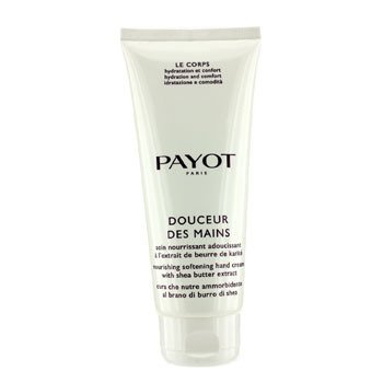 Payot Creme Para Mãos Le Corps Douceur Des Mains Nourishing With Shea Butter Extract  (Tamanho Profissional)  200ml/6.7oz