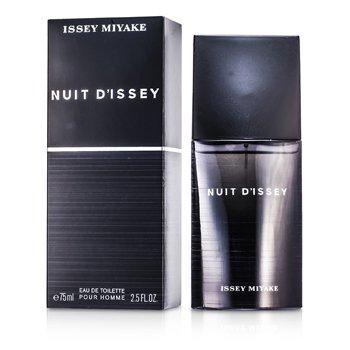 Issey Miyake Nuit D'Issey Eau De Toilette Spray  75ml/2.5oz