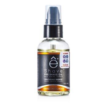 EShave Aceite Pre Afeitado - Orange Sandalwood  60g/2oz