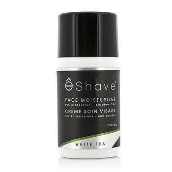 EShave Hidratant Facial Protecţie Solară - Ceai Alb  50g/1.7oz