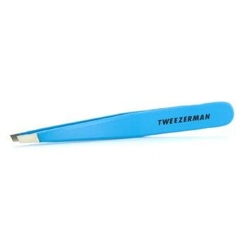 Tweezerman Slant Tweezer - Blue Jewel (Studio Collection)