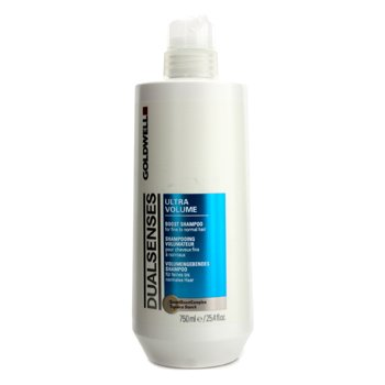 Goldwell Dual Senses Ultra Volume Champú Impulsador (Para Cabello Fino a Normal)  750ml/25.4oz