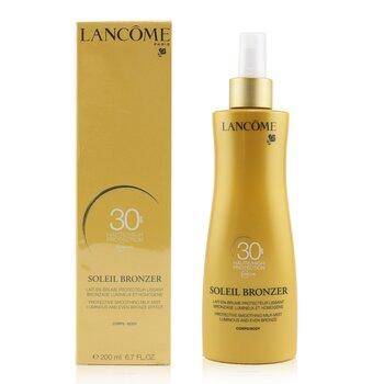 Lancome Soleil Bronzer Bruma Leche Protectora Calmante SPF30  200ml/6.7oz