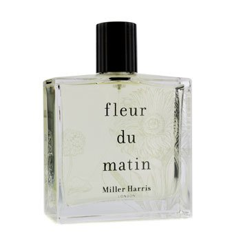 Miller Harris Fleur Du Matin Eau De Parfum Spray (New Packaging)  100ml/3.4oz
