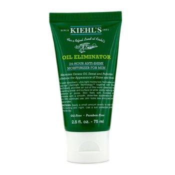 Kiehl's Men's Oil Eliminator Hidratante de 24-Horas Anti Brillo  75ml/2.5oz
