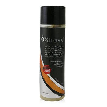 EShave بلسم ثلاثي الأداء - برتقال ونعناع  226g/8oz