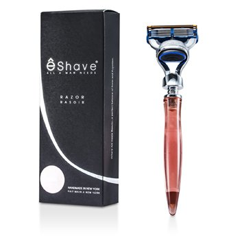 EShave Aparat de Ras 5 Lame - Roz  1pc