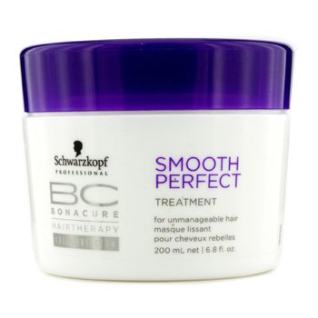 Schwarzkopf BC Smooth Perfect Treatment (For Unmanageable Hair)  200ml/6.8oz
