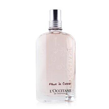 L'Occitane Cherry Blossom Туалетная Вода Спрей  75ml/2.5oz