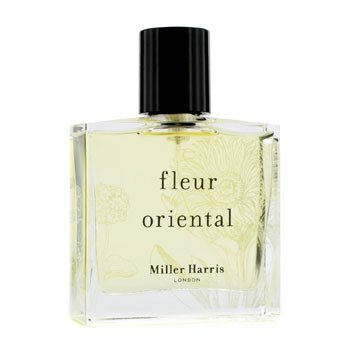 Miller Harris Fleur Oriental Eau De Parfum Spray (New Packaging)  50ml/1.7oz