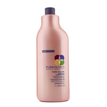 Pureology NUEVO Pure Volume Champú (Para Cabello Fino Tratado con Color)  1000ml/33.8oz