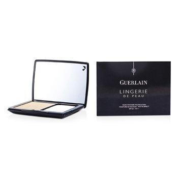 Guerlain Lingerie De Peau Nude Powder Foundation SPF 20 - # 01 Beige Pale  10g/0.35oz