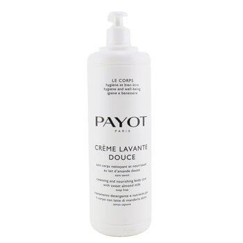 Payot Le Corps Creme Lavante Douce - Cleansing & Nourishing Body Care (Salon Size)  1000ml/33.8oz