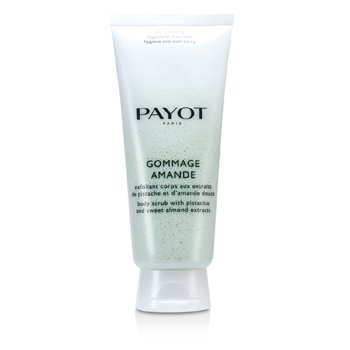 Payot Peeling do ciała Le Corps Gommage Amande - Body Scrub With Pistachio & Sweet Almond Extracts  200ml/6.7oz