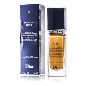 Christian Dior Diorskin Star Studio Maquillaje SPF30 - # 40 Honey Beige  30ml/1oz