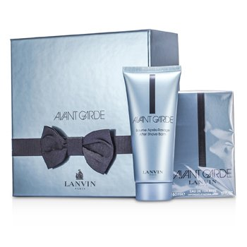 Lanvin Avant Garde Coffret: Eau De Toilette Spray 50ml/1.7oz + Bálsamo Para Después de Afeitar 100ml/3.3oz  2pcs