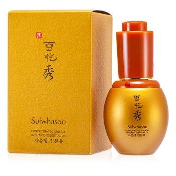 Sulwhasoo Concentrated Ginseng Aceite Esencial Renovador  20ml/0.67oz