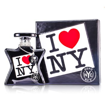 Bond No. 9 I Love New York For All Eau De Parfum Spray (Limited Ediotion/ with Black Necklace)  100ml/3.4oz
