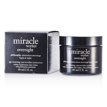 Philosophy Miracle Worker Overnight Hidratante  60ml/2oz